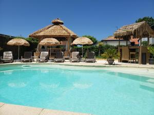 Location gîte, chambres d'hotes Chalet Zure Ondoan - Spa dans le département Landes 40