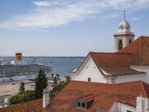 Alfama Vigario, Apartmány  Lisabon - big - 21