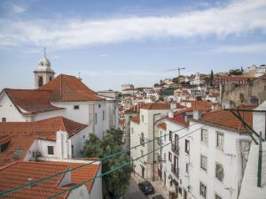 Alfama Vigario, Apartmány  Lisabon - big - 22