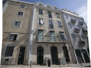 Alfama Vigario, Apartmány  Lisabon - big - 12