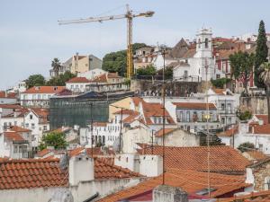 Alfama Vigario, Apartmány  Lisabon - big - 26