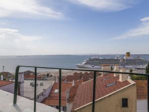 Alfama Vigario, Apartmány  Lisabon - big - 30
