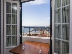Alfama Vigario, Apartmány  Lisabon - big - 33