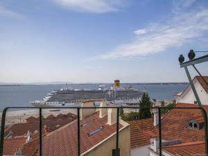 Alfama Vigario, Apartmány  Lisabon - big - 36