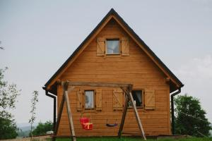 Domek na Groniku