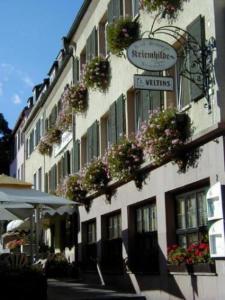 Hotel-Restaurant Kriemhilde, Мангейм