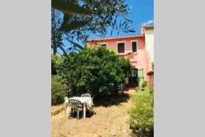Maison de village vintage avec grand jardin