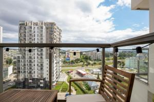 Albatross Towers Przymorze Apartments by Renters