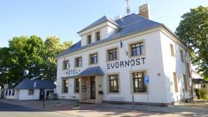 Отель Svornost, Прага