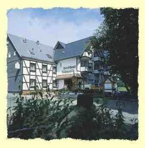 Hotel - Restaurant - Café Forsthaus Lahnquelle - Erndtebrück