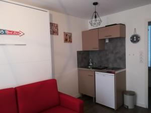 Appartement Mont-Dore, 1 pi?ce, 2 personnes - FR-1-415-78