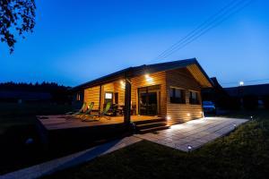 Samostojna počitniška hiša Kolpa Val - Bela krajina