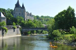 Gite Kleine Beer, Case vacanze  Barvaux-sur-Ourthe - big - 21