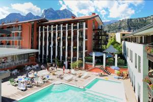 Club Hotel e Residence La Vela, Szállodák  Nago-Torbole - big - 41