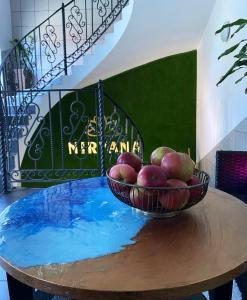 Отель Нирвана дистанционное заселение