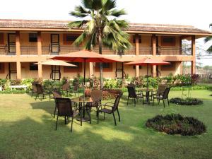 The International Centre Goa, Resorts  Panaji - big - 11