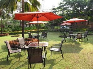 The International Centre Goa, Üdülőtelepek  Panadzsi - big - 19