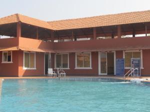 The International Centre Goa, Üdülőtelepek  Panadzsi - big - 17
