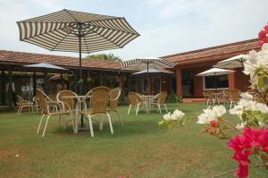 The International Centre Goa, Üdülőtelepek  Panadzsi - big - 26