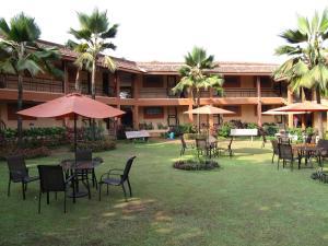 The International Centre Goa, Üdülőtelepek  Panadzsi - big - 14