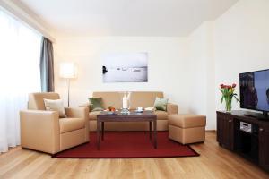 emblème de l'établissement City Stay Furnished Apartments -