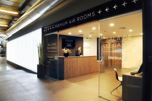 Air Rooms Madrid Airport By Premium Traveller