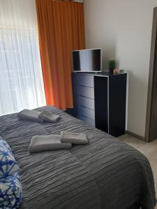 Apartament Wygodny 5 Mórz