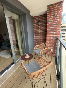 Apartament ARTUS Browar Gdańsk