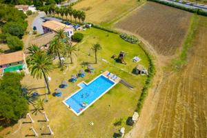 Apartment with 3 bedrooms in Pollenca with wonderful mountain view shared pool and enclosed garden