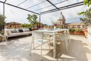 Exclusive Rooftop-Central Rome Suites - abcRoma.com