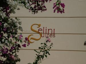 Selini Suites, Hotely  Kolimvárion - big - 38