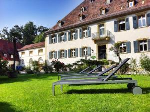 Hotel Schloss Heinsheim - Gundelsheim