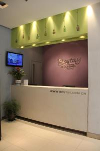Bestay Hotel Express (Kunming International Convention and Exhibition Center), Hotels  Kunming - big - 55