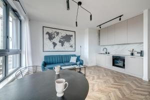 Dom House Apartments Portova Gdynia