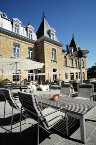 Chateau de la Poste, Hotels  Maillen - big - 73