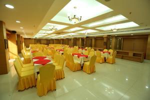 Pattom Royal Hotel, Отели  Тривандрум - big - 25