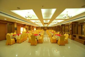 Pattom Royal Hotel, Отели  Тривандрум - big - 14