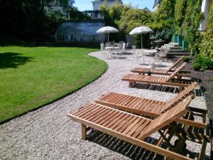 Chambres d'hotes Autour de la Rose, Bed and Breakfasts  Honfleur - big - 15