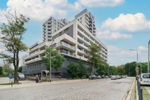 Apartments Odra Tower Wrocław by Renters