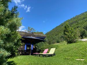 Location gîte, chambres d'hotes Le Petit Nid d'amour dans le département Haute Savoie 74