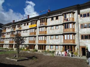 Hotel Namche, Отели  Nāmche Bāzār - big - 71