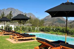 La Clé Village, Bed and breakfasts  Franschhoek - big - 44
