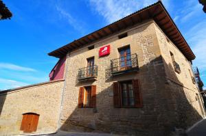 Accommodation in San Vicente de la Sonsierra