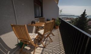 Chic Apartment, Ferienwohnungen  Split - big - 22