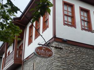 Отель Demirkapi Konak Hotel, Сафранболу