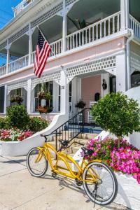 Kenwood Inn, Bed & Breakfast  St. Augustine - big - 14