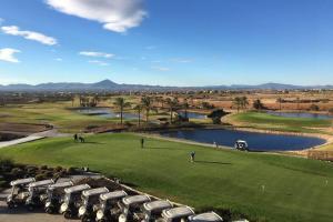 Alquiler Vacacional en Hacienda del Álamo Golf