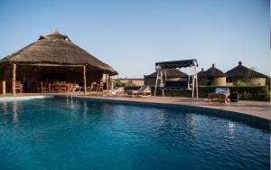 Le Grand Calao, Penziony – hostince  Ouagadougou - big - 19