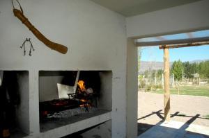 Las Espuelas Casas de Montaña, Chaty v prírode  Potrerillos - big - 54