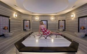 Riviera Hotel & Spa, Отели  Алания - big - 20